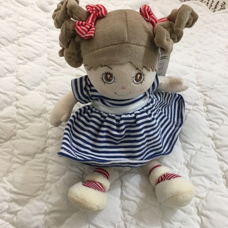 Barbara Bukowski - Doll Little Sister blue dress