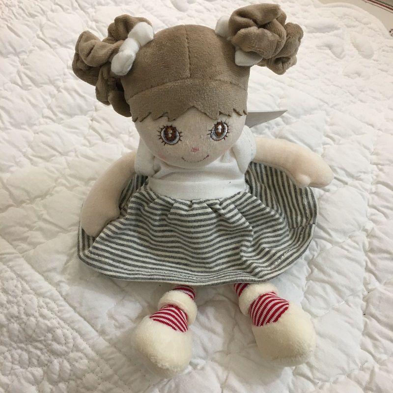 Barbara Bukowski - Doll Little Sister green dress