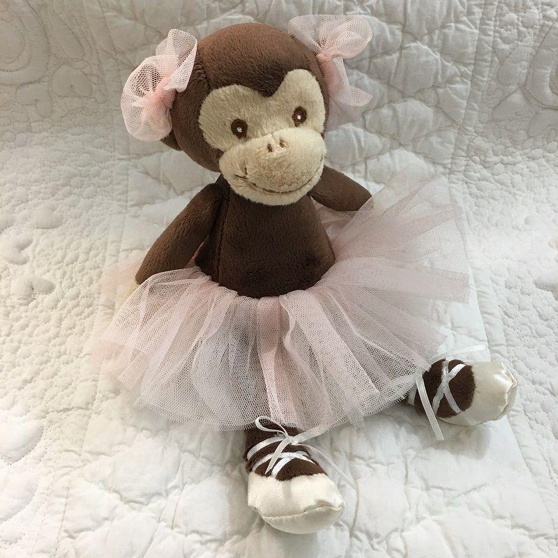 Barbara Bukowski - Monkey ballerina Sweet Missy pink tutu