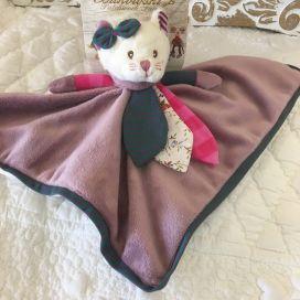 """Barbara Bukowski - baby rug cat """"Odessa"""""""