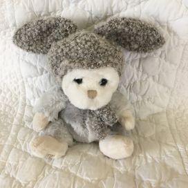 Barbara Bukowski - Teddy bear Celine grey