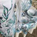 "Michel Design Works ""Ocean Tide"" apron"