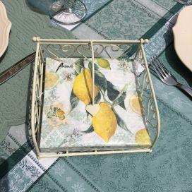 """Serviettes en papier """"Citrons"""""""