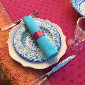 """Assiette à dessert en mélamine 23cm """"Toscana"""""""