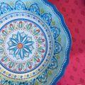 """""""Toscana"""" Melanine large bowl"""
