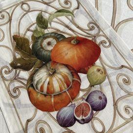 "Torchon en lin ""Cenerentola"" Tessitura Toscana Telerie"