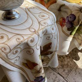 "Chemin de table en lin ""Cenerentola"" Tessitura Toscana Telerie"