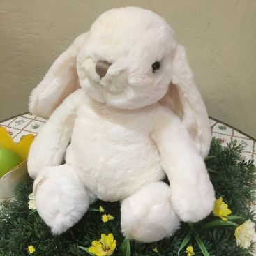 Barbara Bukowski - Fluffy rabbit LOVELY KANINI white