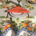 "Tessitura Toscana Telerie, linen tablecloth ""Sevillana"