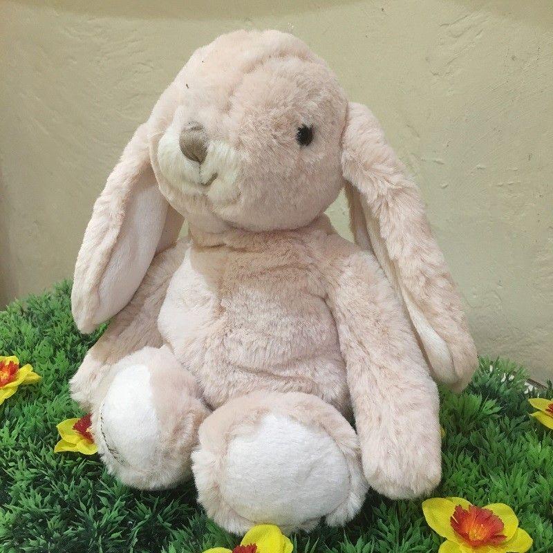 Barbara Bukowski - Fluffy rabbit LOVELY KANINI Pale rose