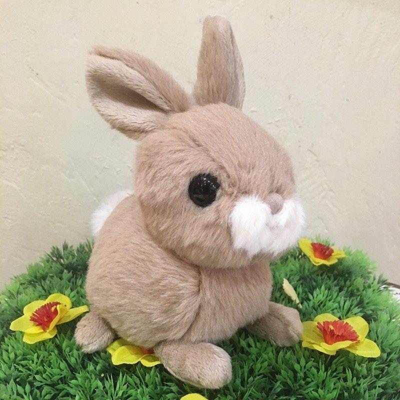 Barbara Bukowski - Fluffy rabbit ZEUS beige