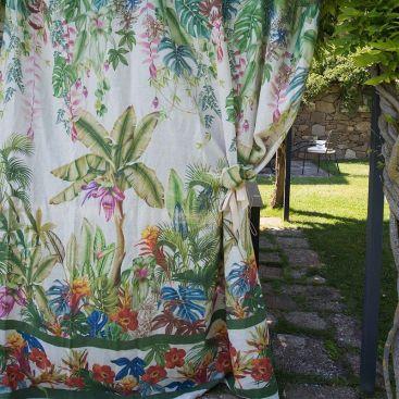 MEZZERO  CORDILLERA - Decorative Cloths  TESSITURA TOSCANA TELERIE