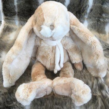"""Barbara Bukowski - Rabbit """"Aramis"""" beige"""