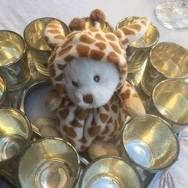 Peluches Bukowski - Ziggy Giraffe