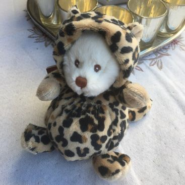 Barbara Bukowski - Ziggy Leopard