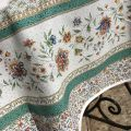 """Provence rectangular tablecloth in cotton """"Beaucaire"""""""