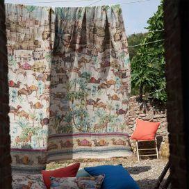 MEZZERI SOUK - Decorative Cloths TESSITURA TOSCANA TELERIE