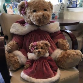 Barbara Bukowski - Teddy bear The Great Princess Basia