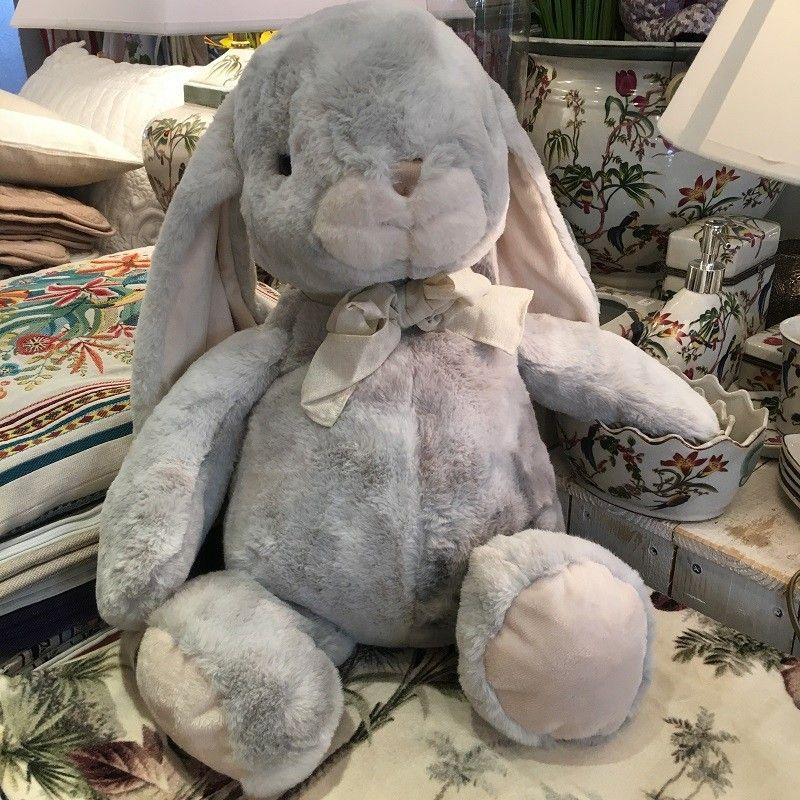 Barbara Bukowski - The Great Bouncy Bunny Grey