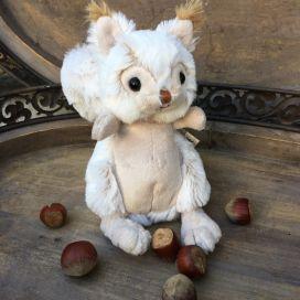 Peluches Bukowski - L'écureuil blanc Blixten