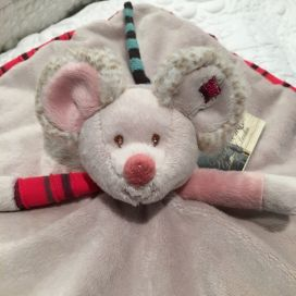 Barbara Bukowski - Mouse Crazy Mousy Baby Rug