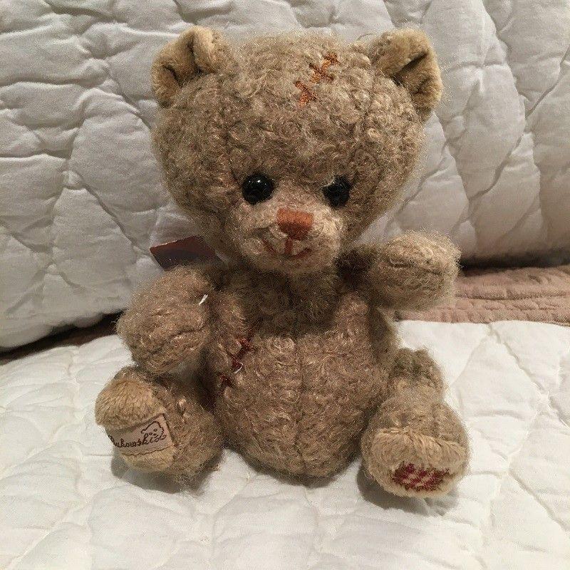 Barbara Bukowski - Teddy bear Arnold