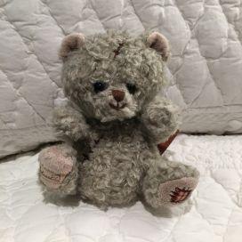 Barbara Bukowski - Teddy bear Leopold