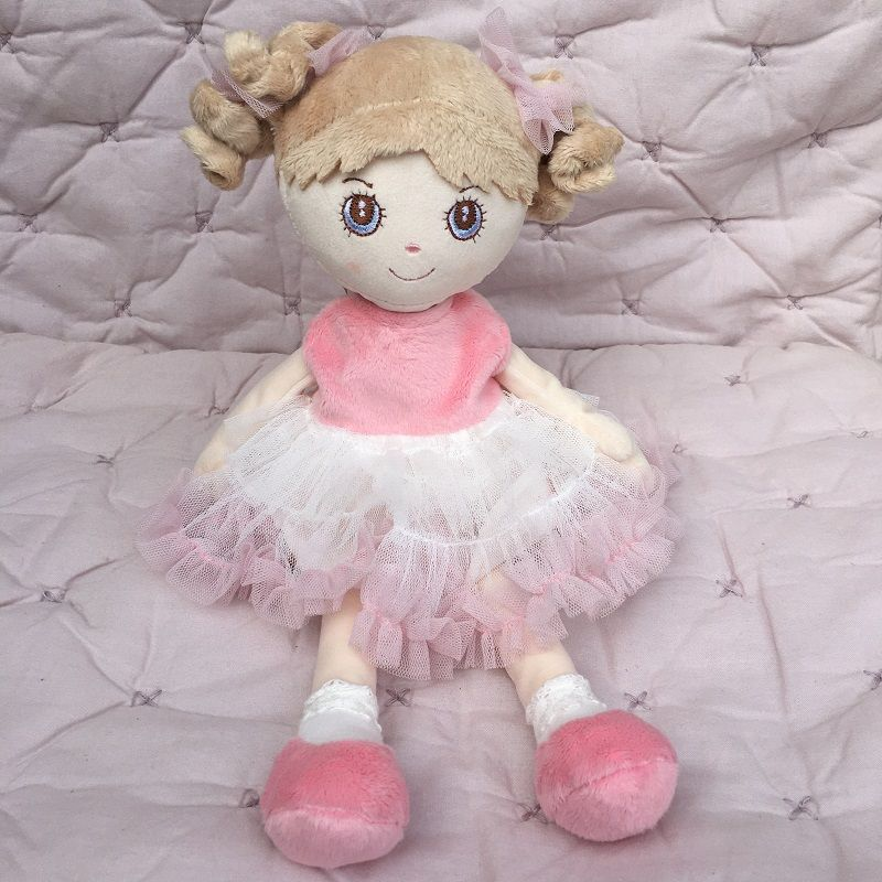 Barbara Bukowski - Doll pink Suzie