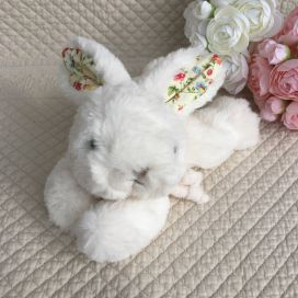 Barbara Bukowski - Fluffy rabbit COCO white