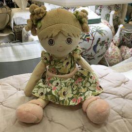 Barbara Bukowski - Doll Lovely Nadinka green dress