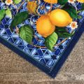 "Tiptap rug ""Sevillana"" by Tessitura Toscana Telerie"