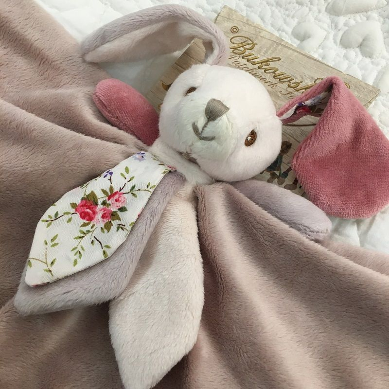 "Barbara Bukowski -Rabbit ""Bibi baby rug"""