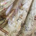 "Mezzeri  ""Norma"" Decorative Cloths  TESSITURA TOSCANA TELERIE"