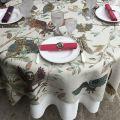 "Tessitura Toscana Telerie, nappe rectangulaire en lin ""Bubu"""