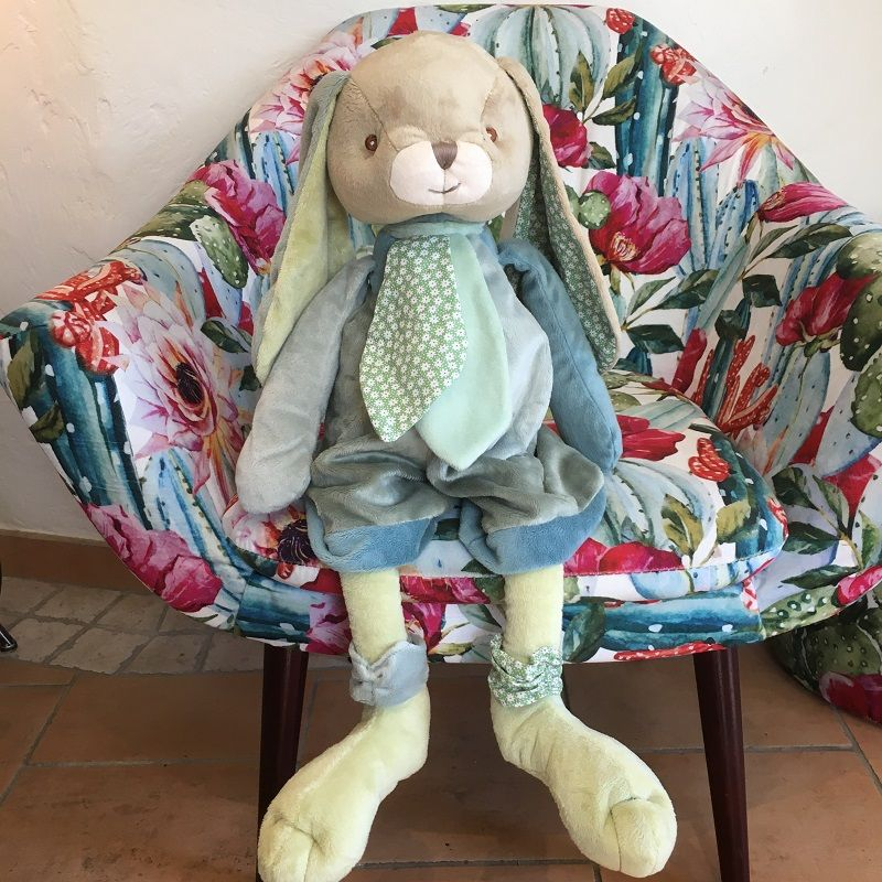 Peluches Bukowski - Lapin The Great Benji