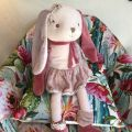 Peluches Bukowski - Lapine The Great Bibi