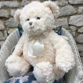 "Barbara Bukowski - Teddy bear ""Janusz"" My Guardian Angel XL"