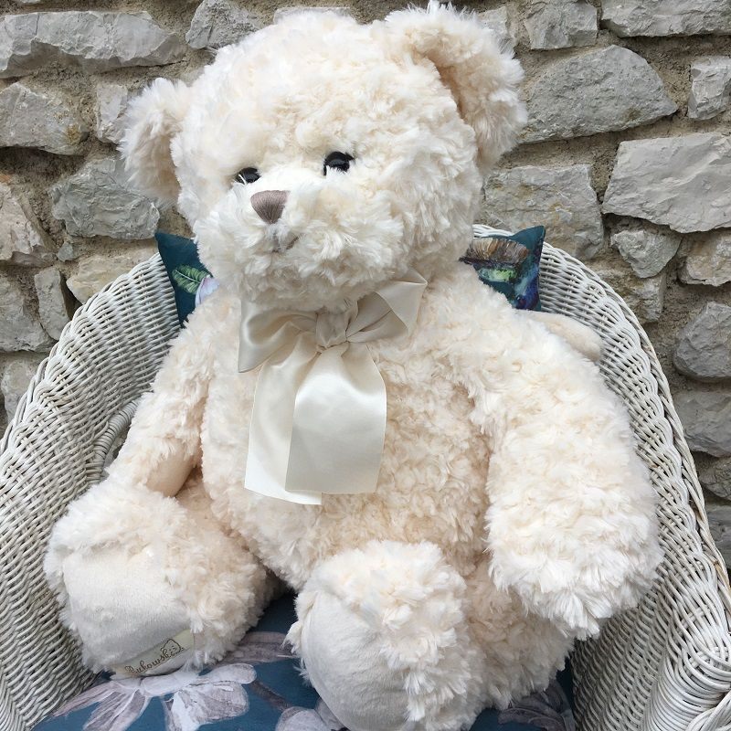 "Barbara Bukowski - Teddy bear ""Janusz"" My Guardian Angel XL"