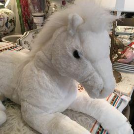 """Barbara Bukowski - White Horse """"Pegazus"""""""
