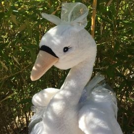 "Barbara Bukowski - Ballerina swan ""Odette"" white tutu"