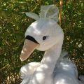 """Barbara Bukowski - Ballerina swan """"White Odette"""" white tutu"""
