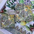"Paper napkins ""Tuscan Grove"" small size"