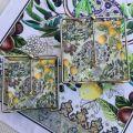 """Serviettes en papier """"Lemon Basil"""" petit format"""
