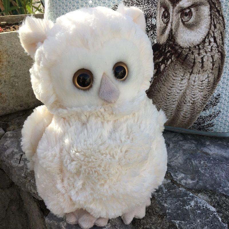 "Barbara Bukowski - the owl ""Great Bianca"""