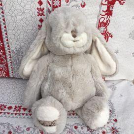 Peluches Bukowski - Lapin Lovely Kanini gris