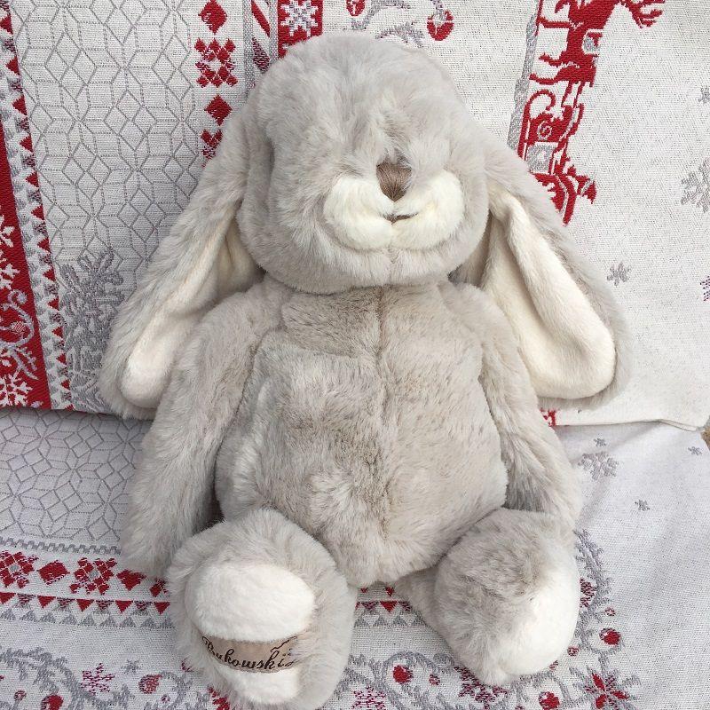 Barbara Bukowski - Fluffy rabbit LOVELY KANINI grey