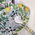 "Michel Design Works, Service à salade  en mélanine ""Tuscan Grove"""