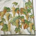 """Linen kitchen towel """"Violetta"""" Tessitura Toscana Telerie"""
